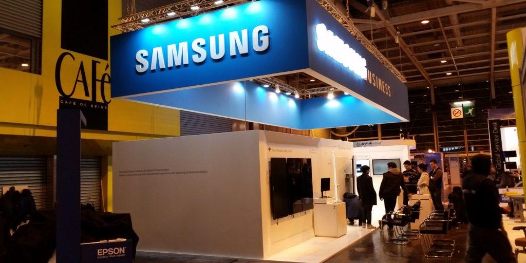 Samsung PTE