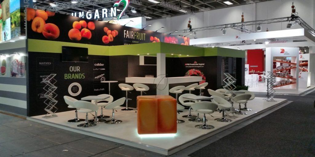 Fruit logistica kiállítás