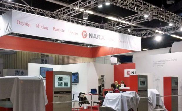 NARA-Powtech Nürnberg 2016