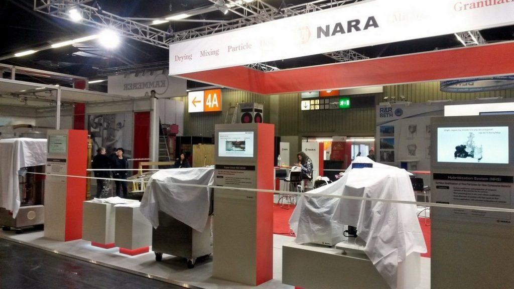 NARA-Powtech